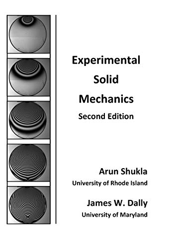 9781935673194: Experimental Solid Mechanics