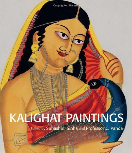 Kalighat Paintings: Panda, C. (edt);