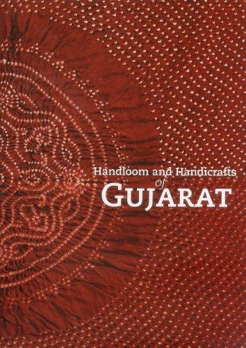 Handloom And Handicrafts Of Gujarat By Villoo Mirza Vinutha Mallya