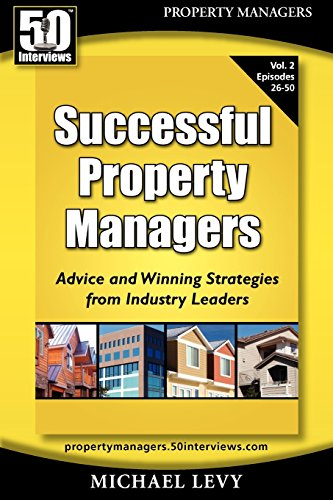 9781935689027: Successful Property Managers, Advice and Winning Strategies from Industry Leaders (Vol. 2)