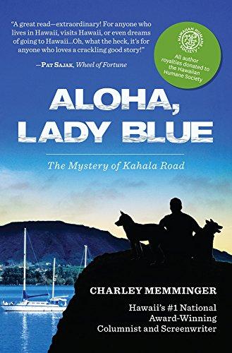9781935690702: Aloha, Lady Blue: The Mystery of Kahala Road