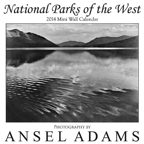9781935694090: Ansel Adams 2014 Mini Wall Calendar