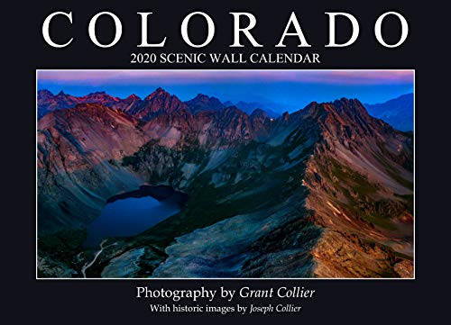 9781935694366: Colorado 2020 Scenic Wall Calendar