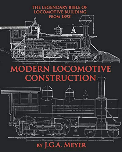 9781935700203: Modern Locomotive Construction