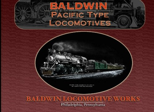 9781935700302: Baldwin Pacific Type Locomotives