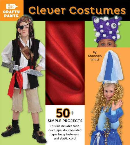 Clever Costumes: Crafty Pants: Whitt, Shannon