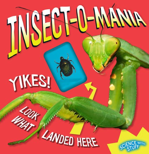 9781935703587: Insect-O-Mania (Science with Stuff)