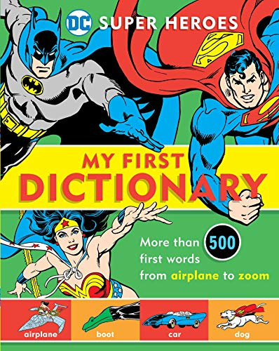 9781935703860: Super Heroes: My First Dictionary (DC Super Heroes)