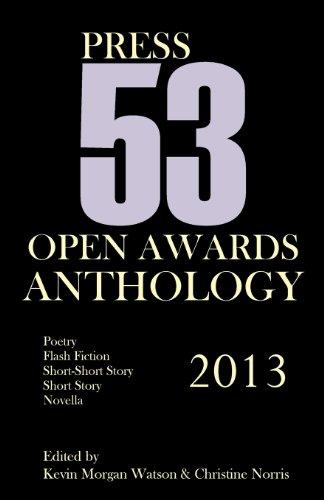2013 Press 53 Open Awards Anthology