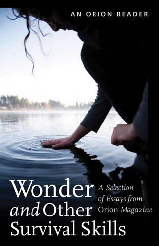 Wonder and Other Survival Skills: Diane Ackerman; Susanne