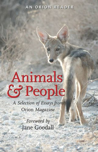 Animals & People: Craig Childs, Lisa