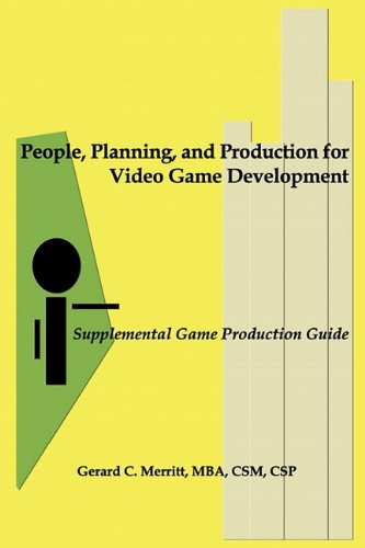 9781935715047: People, Planning, and Production for Video Game Development