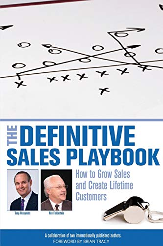 9781935723950: The Definitive Sales Playbook
