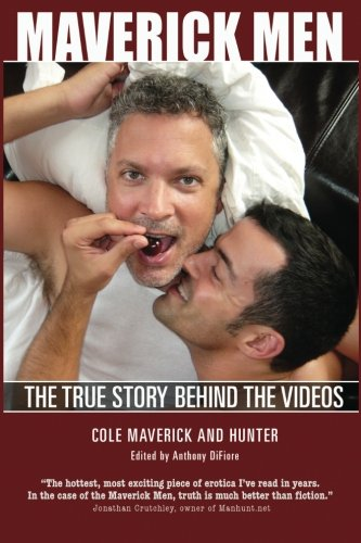 9781935725022: Maverick Men: The True Story Behind the Videos