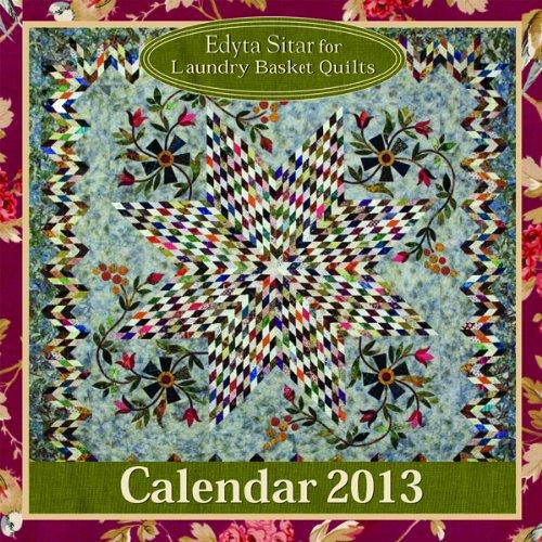 9781935726203: Edyta Sitar for Laundry Basket Quilts Calendar