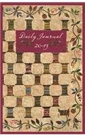9781935726265: Laundry Basket Quilts Daily Journal 2013