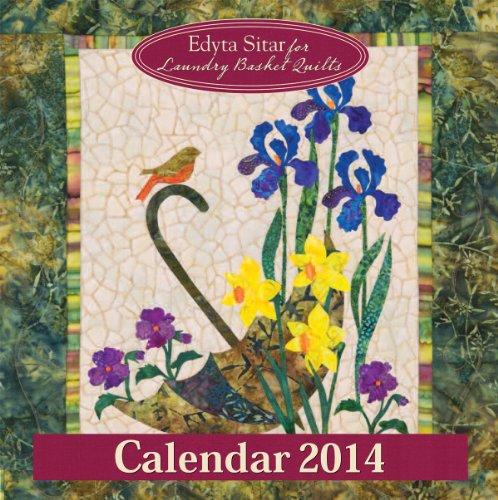 9781935726371: Laundry Basket Quilts Calendar