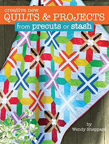 9781935726753: Creative New Quilts & Projects from Precuts or Stash