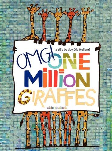 9781935734123: Omg! One Million Giraffes