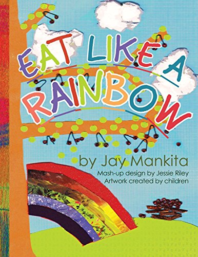 9781935734369: Eat Like a Rainbow Coloring Book
