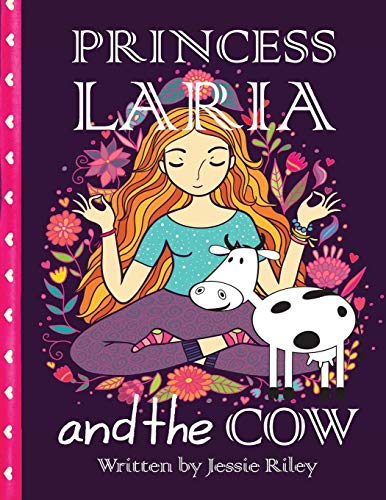 9781935734482: Princess Laria and the Cow Coloring Book