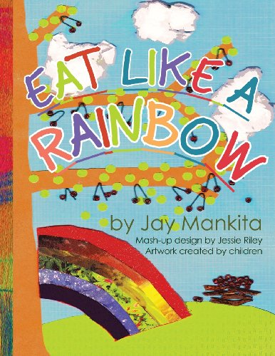 9781935734499: Eat Like a Rainbow Coloring Book (Standard Version)