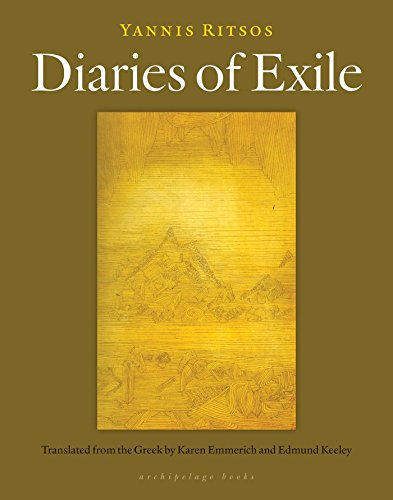 9781935744580: Diaries of Exile