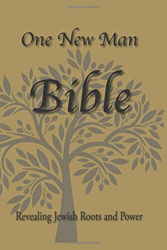 One New Man Bible: William Morford