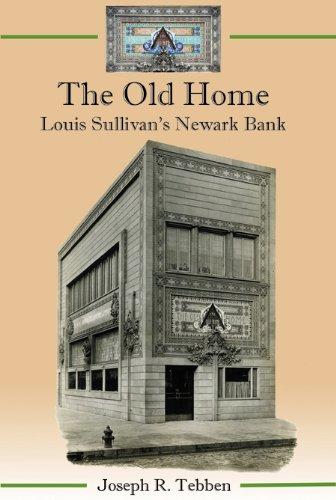 The Old Home: Tebben, Joseph R.