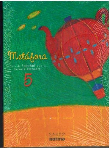 9781935780021: Metafora 5 (Serie Metafora, Texto)