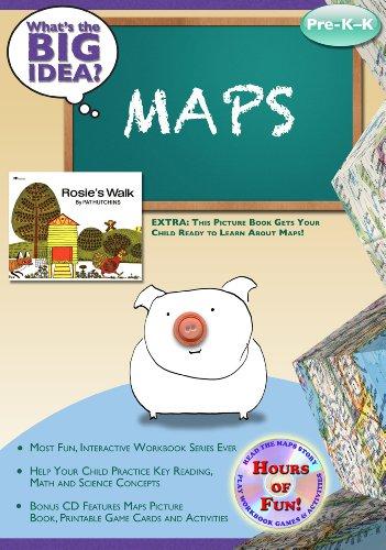 9781935784128: Maps: What's the BIG Idea? Workbook