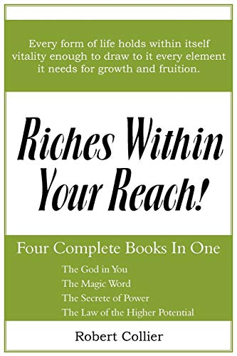 9781935785149: Riches Within Your Reach