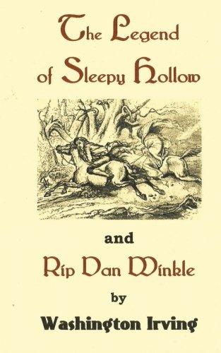 9781935786467: The Legend of Sleepy Hollow and Rip Van Winkle