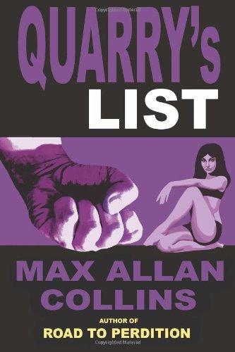 9781935797029: Quarry's List