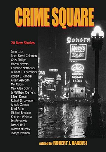 Crime Square: Robert J. Randisi