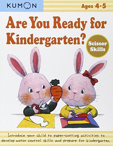 9781935800149: Are You Ready for Kindergarten? Scissor Skills