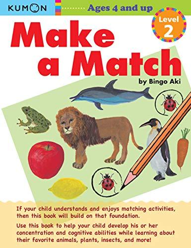 9781935800255: Kumon Make a Match: Level 2