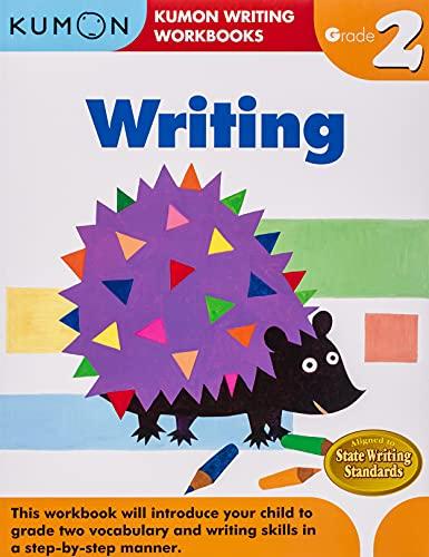 Writing, Grade 2 (Paperback): Kumon (COR)/ Moto,