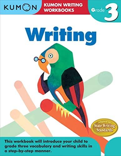9781935800590: Grade 3 Writing (Kumon Writing Workbooks)