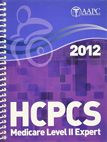 9781935809395: HCPCS Level II - by AAPC