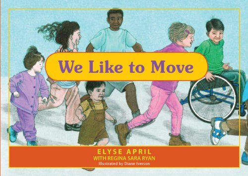 9781935826026: We Like to Move: Exercise is Fun