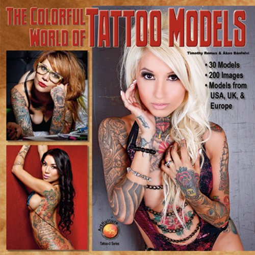 The Colorful World of Tattoo Models (Tattoo-U): Akos Banfalvi