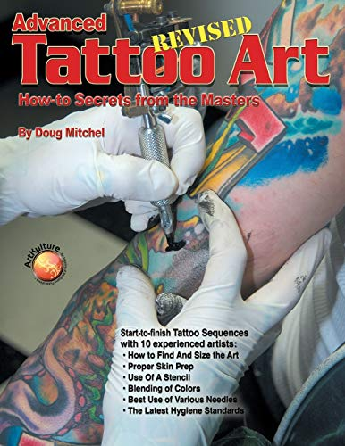 9781935828822: Advanced Tattoo Art- Revised: How-to Secrets from the Masters