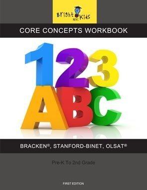 9781935858065: Core Concepts Workbook (Bracken, Stanford-Binet and OLSAT)