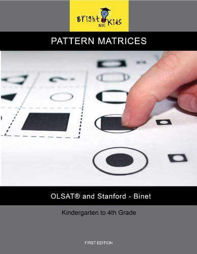 9781935858201: Pattern Matrices