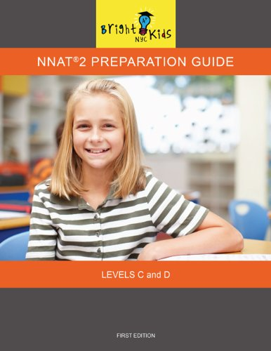 9781935858638: NNAT 2 Preparation Guide Levels C-D (2nd - 4th Grade Entry)
