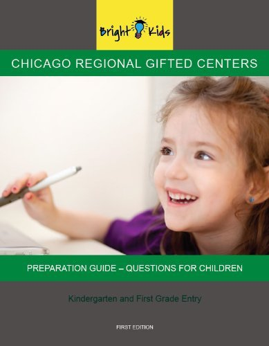 9781935858720: Chicago Regional Gifted Centers Preparation Guide