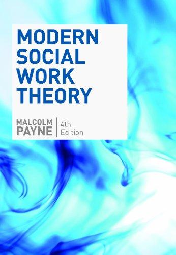 9781935871064: Modern Social Work Theory