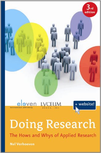 9781935871118: Title: Doing Research The Hows and Whys of Applied Resear