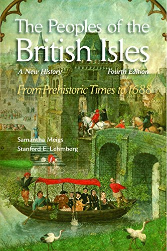 9781935871569: The Peoples Of The British Isles: A New History From Prehistoric Times to 1688